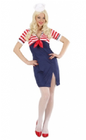 Sailor Girl Costume (7581)